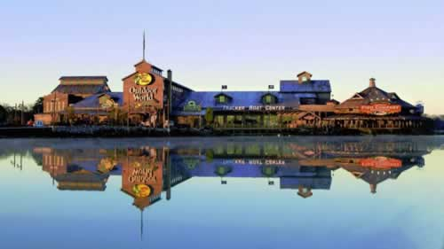 Photo of Bass Pro Shops Outdoor World, Denham Springs, Louisiana (photo courtesy of Bass Pro)