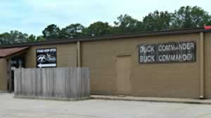 Duck Commander and Buck Commander Offices and Store, West Monroe, Louisiana