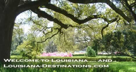 Welcome to Louisiana ... and Louisiana-Destinations.com