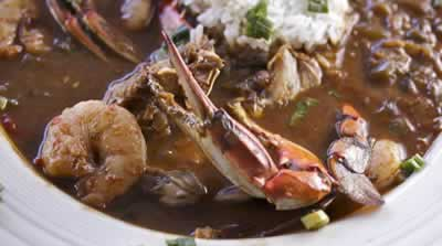 Louisiana Seafood Gumbo ... a culinary delight and tradition