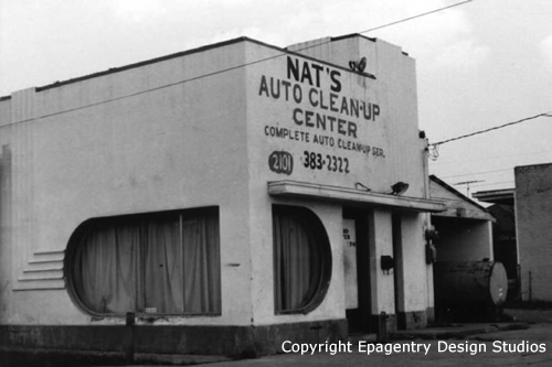 Nat's Auto CleanUp, Main Street