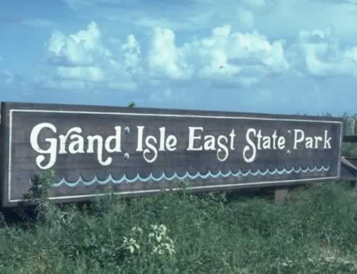 Grand Isle State Park, Louisiana