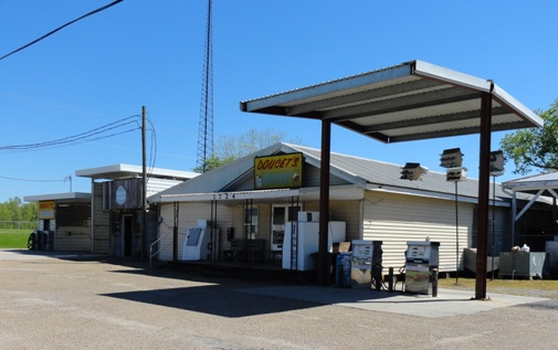 Doucet's Grocery, Butte LaRose, Louisiana