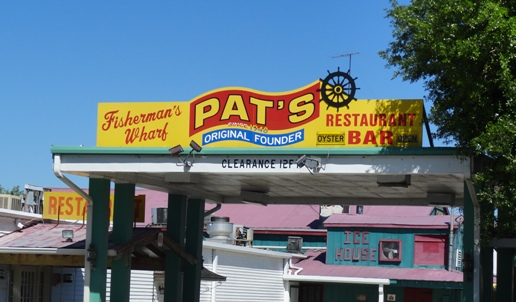 Pat's Fisherman's Wharf Restaurant and Oyster Bar