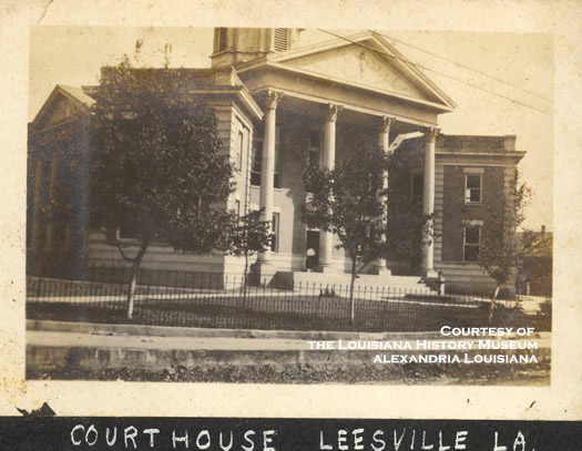 Courthouse, Leesville, Louisiana