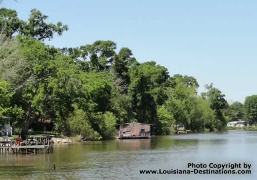 Bayou Sorrel, Louisiana, north of Pierre Part