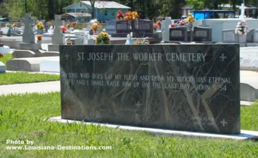 St. Joseph the Worker Catholic Church Cemetery, Pierre Part