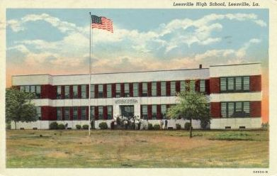 Leesville Louisiana High School